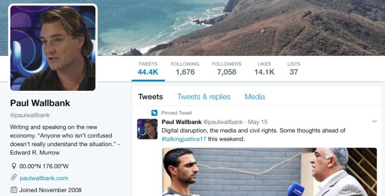 Paul Wallbank
